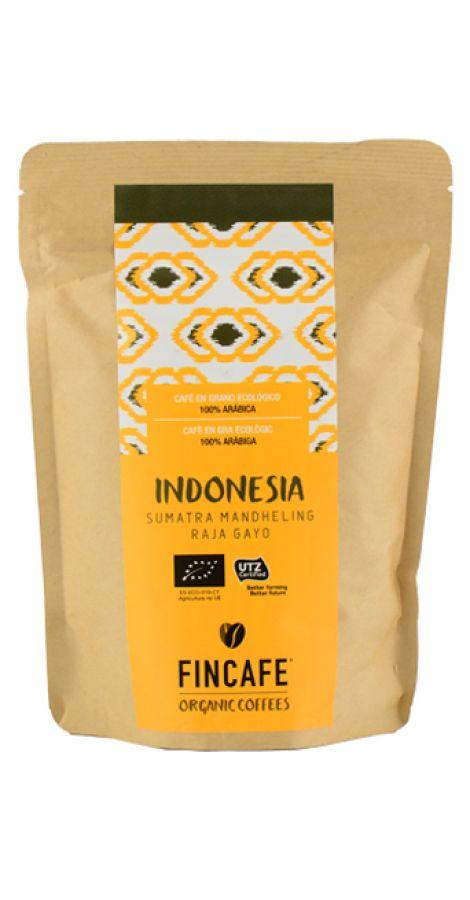 INDONESIA SUMATRA ECOLÓGICO 250Gr